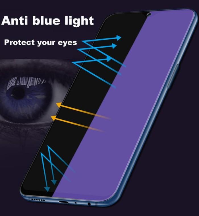 harga Samsung galaxy a20s a207 tempered glass matte blue light screen guard Tokopedia.com