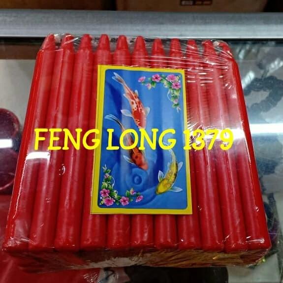 Foto Produk Lilin Puja Merah Standar Isi 44 dari Revata