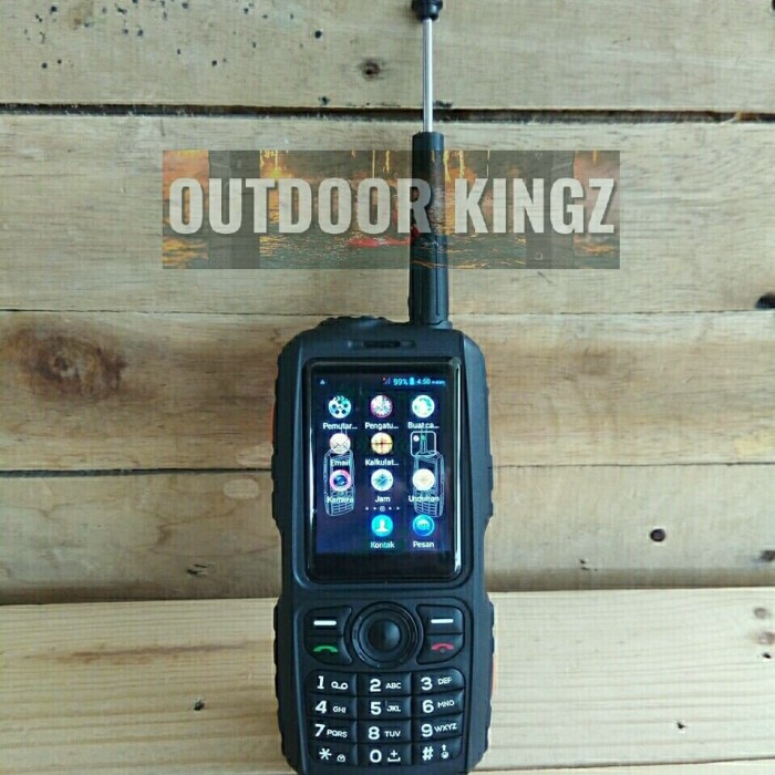 harga Hp outdoor discovery a17 walkie talkie uhf 400-470 mhz level runbo x1 Tokopedia.com