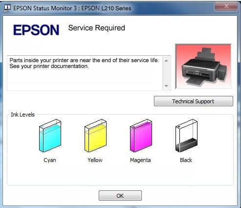 Jual New WIC Resetter Epson L120, L130, L220, L310, L360, L365 Offline -  DKI Jakarta - spiritink shop | Tokopedia
