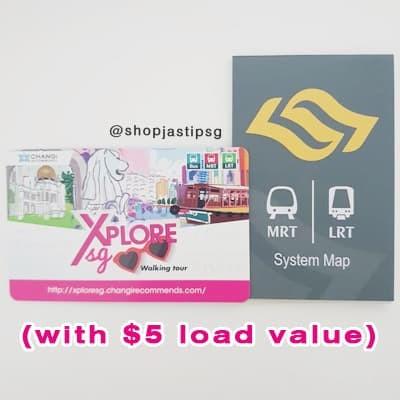 Jual Xplore Sg Merlion Ez Link Card Travel Singapore Mrt Bus Kartu Ezlink Kota Surabaya Onebaby Tokopedia