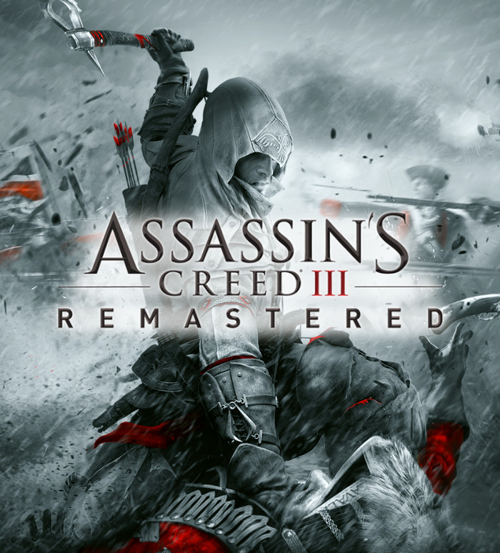 Jual Assassins Creed Iii Remastered Pc Games Kota Tasikmalaya