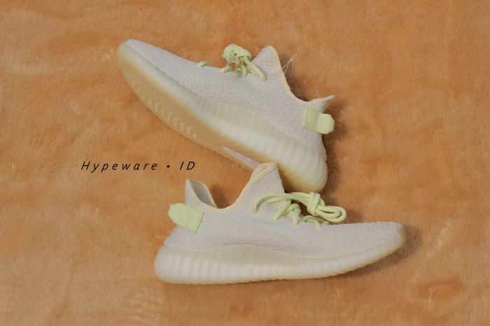 new arrivals 5c602 f3805 Jual Adidas Yeezy Boost 350 V2 Butter / Ice Yellow UA Quality - Kab. Bekasi  - Hypeware.ID   Tokopedia