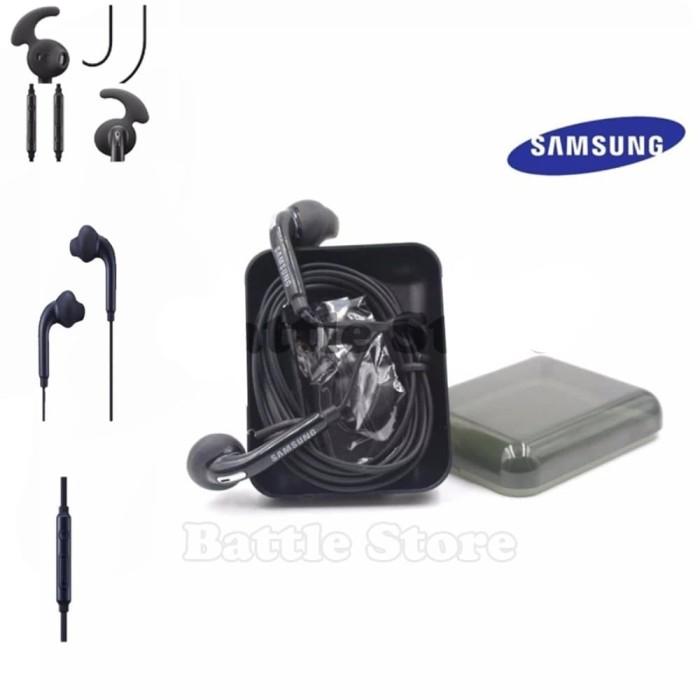 Foto Produk Headset Samsung Original Samsung Earphone With Mic Handsfree dari Toko-Handphone