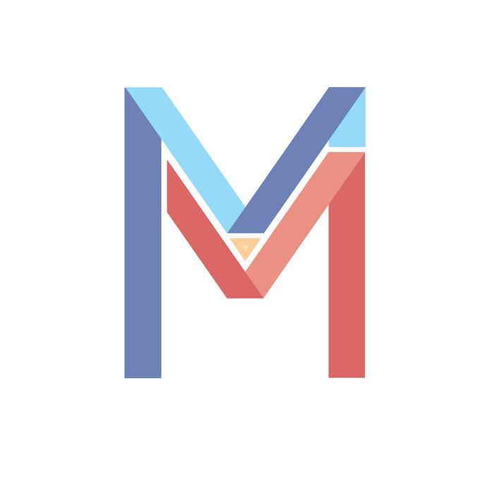 92 Ide Desain Logo Minimalis HD Paling Keren Unduh Gratis