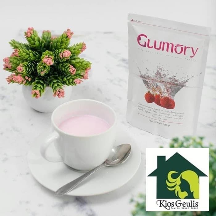 Foto Produk Glumory Minuman Kecantikan Mengandung Glutation grade A Paket Ekonomis dari KiosGeulis