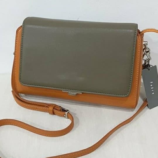 harga Pedro orange grey tas Tokopedia.com