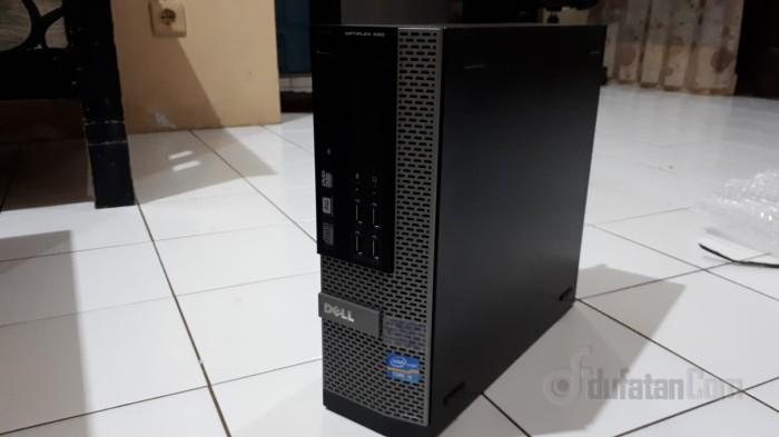 Jual PC Mini Dell Optiplex 990 Desktop BUILD UP I5-2500 500GB HDD 6GB RAM -  Kota Bekasi - dufatanCom | Tokopedia