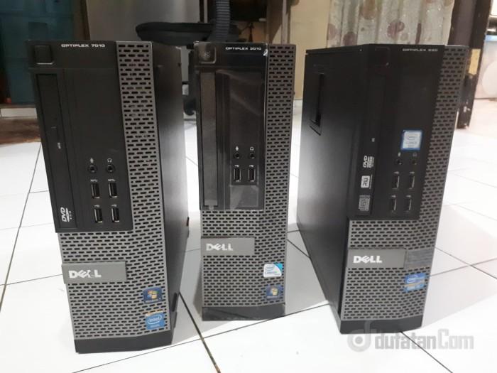 Jual CPU Dell Optiplex 3010 SFF Slim PC Upgrade - Kota Bekasi - dufatanCom  | Tokopedia