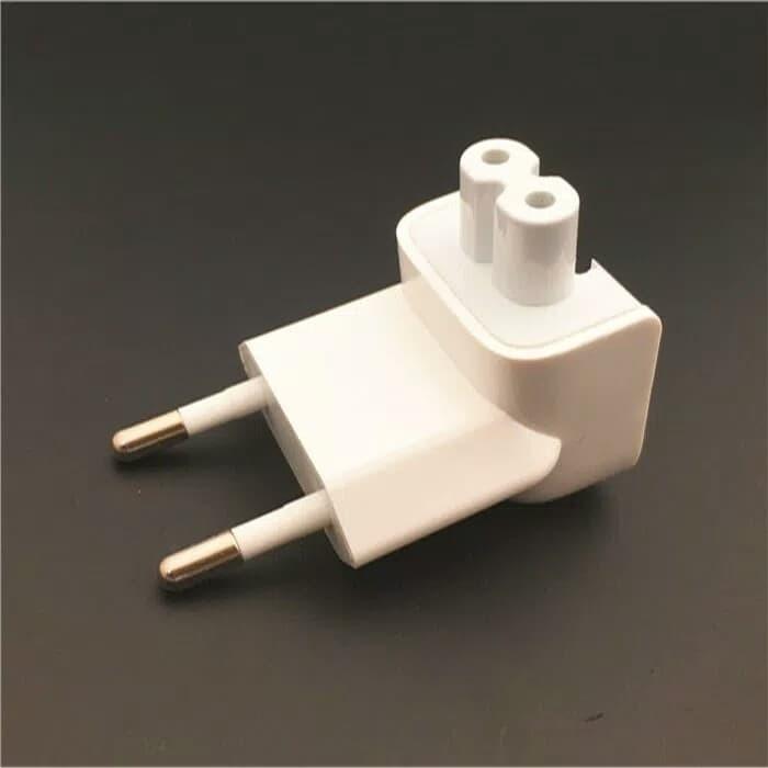 Foto Produk EU AC Plug duckhead for Apple MagSafe Adaptor Macbook Air Pro Ipad dari AJIE COMP