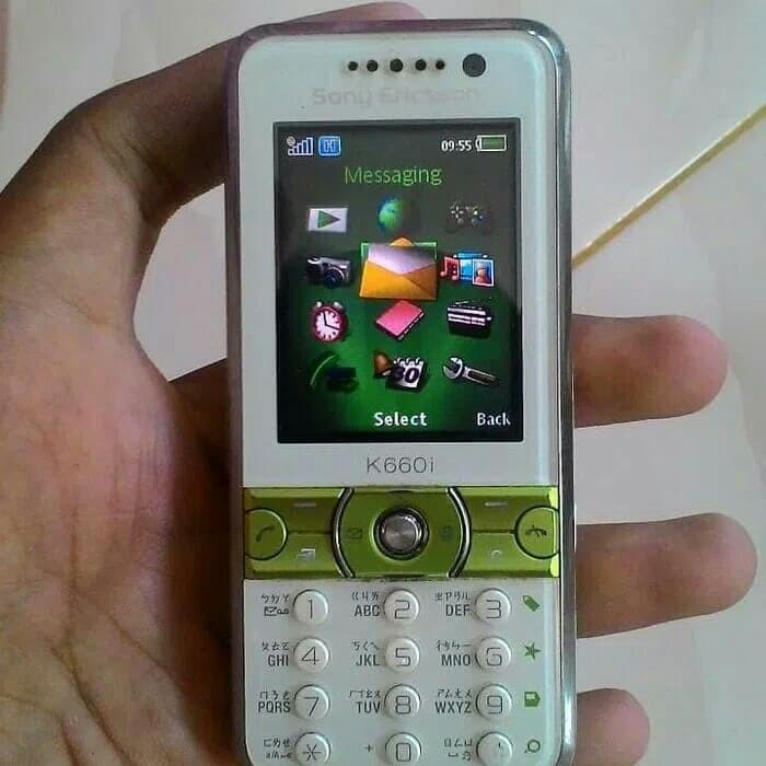 Foto Produk Sony Ericsson K660 Old phone dari May Way