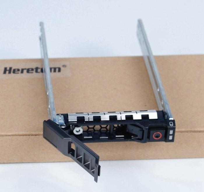 "2.5/"" Inch SAS SATA HDD Hard Drive Tray Caddy For Dell PowerEdge R610 US Seller"