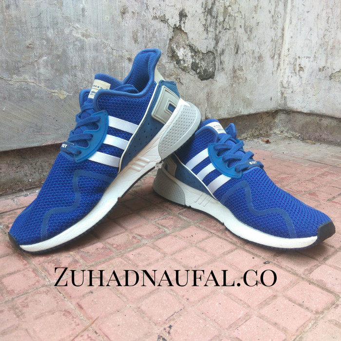 the latest 61372 6aaa1 Jual ADIDAS EQT CUSHION ADVANCE ROYAL BLUE WHITE (VNDS) JUAL CEPAT !!! -  Kab. Jember - Zuhad Naufal Co   Tokopedia