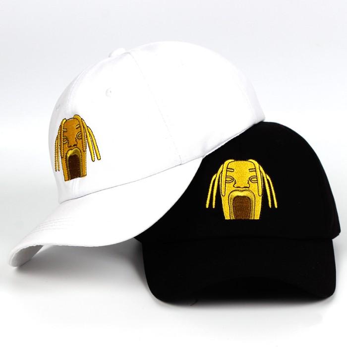 ASTROWORLD Embroidery Baseball Cap Travis Scott Latest Album Unisex Cotton Hat