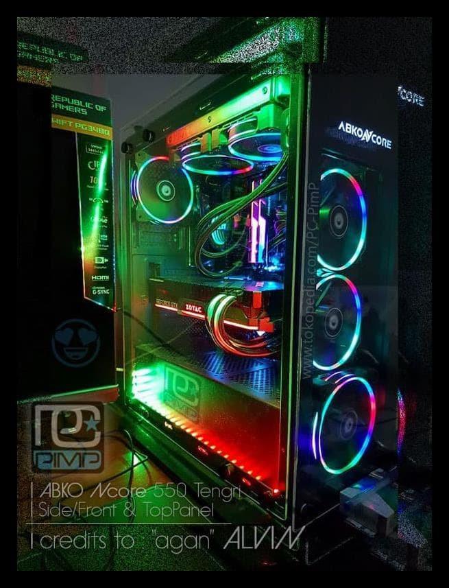 Jual Termurah Acrylic Front-Panel & Psu-Cover Custom Casing Pc Spesial -  Kab  Bogor - Ciindy acc | Tokopedia