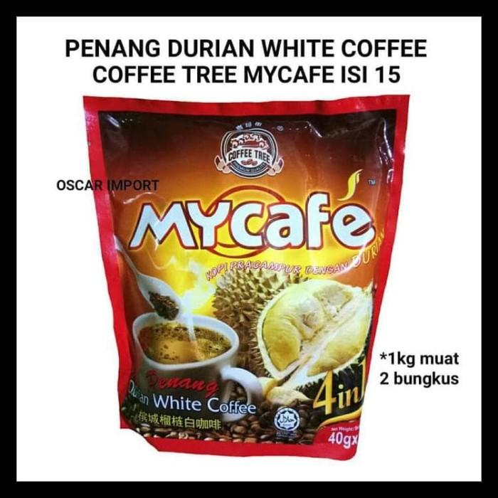 Jual Terlaris Penang Mycafe Durian White Coffee Isi 15 Sachet X 40g Kopi Jakarta Timur Hung Hung Acc Tokopedia