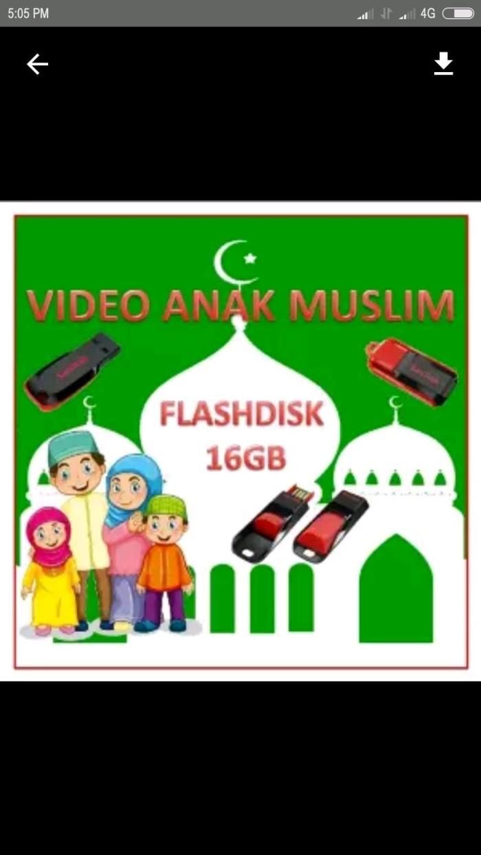 Jual Flashdisk Kartun Anak Sholeh Soleh Islami Jakarta Pusat Firman Asgaf Dimas S
