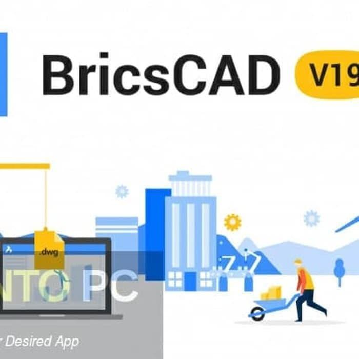Jual software Bricsys BricsCAD V19 X64 2019 Full Version - Jakarta Timur -  Borneo Program | Tokopedia