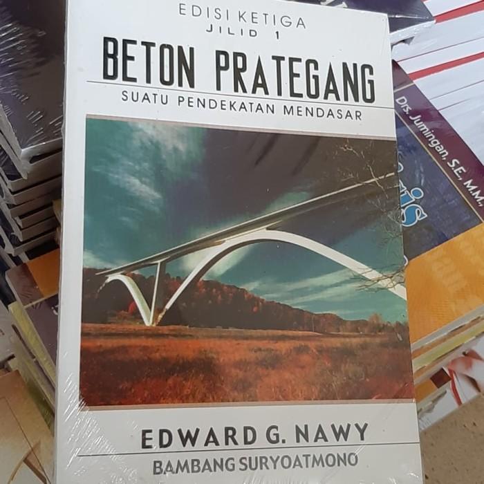 Jual Beton Prategang Jilid 1 Edisi 3 By Edward Jakarta Pusat Anugrahbook Tokopedia