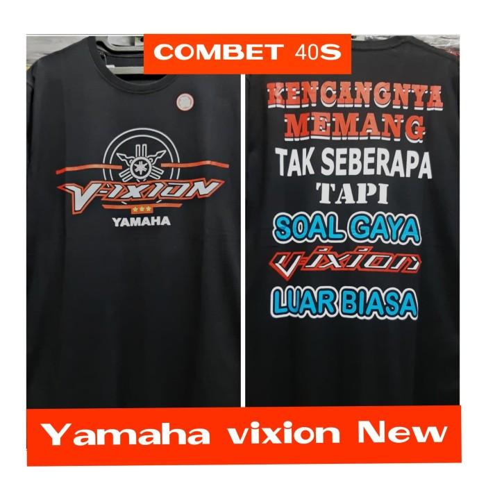 harga Kaos motor yamaha vixion Tokopedia.com