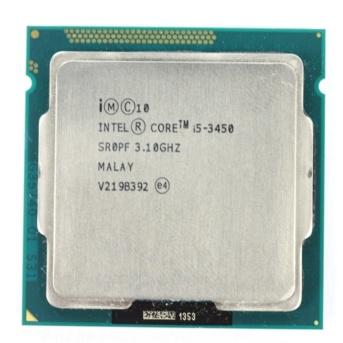 INTEL CORE I5 3450 DRIVER WINDOWS 7 (2019)