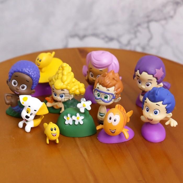 Jual Mainan Action Original Bubble Guppies Bubble Puppy Goby Deema Gil -  DKI Jakarta - zirtaonlineshoop   Tokopedia