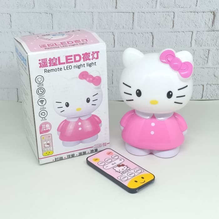 76+ Gambar Lampu Hias Kamar Hello Kitty Terbaik