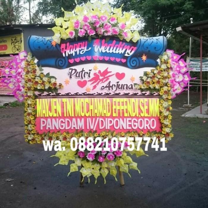 Jual Poster Karangan Bunga Wedding Kota Semarang Rosesee Florist Semarang Tokopedia