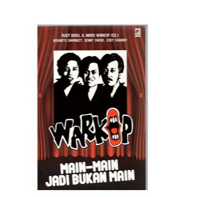 harga Warkop main2 jadi bukan main Tokopedia.com