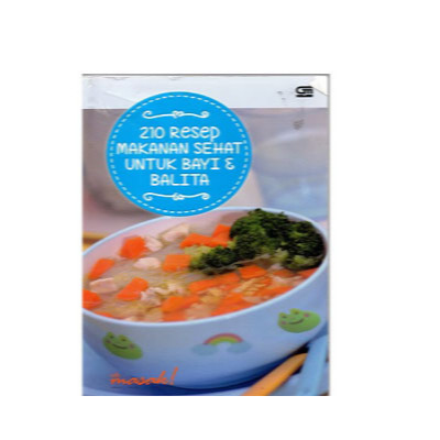 harga Fp-210 resep makanan sehat bayi & balita Tokopedia.com