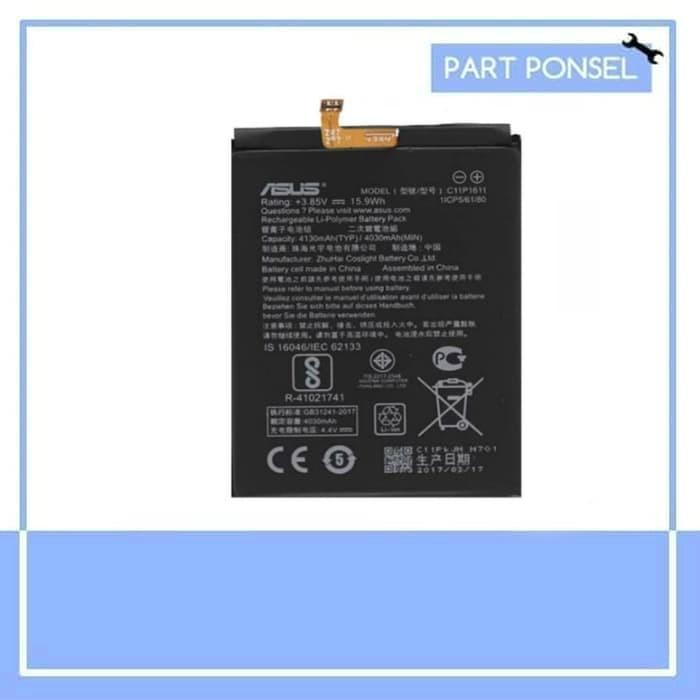 harga Baterai handphone asus zenfone 3 max zc52otl x008dc batre hp battery Tokopedia.com