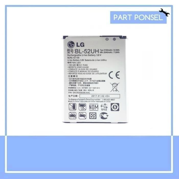 harga Baterai handphone lg bl-52uh lg l70 dual d285 d325 battery Tokopedia.com