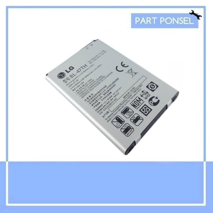harga Baterai handphone lg bl-47th lg g pro 2 batre hp battery lg original Tokopedia.com