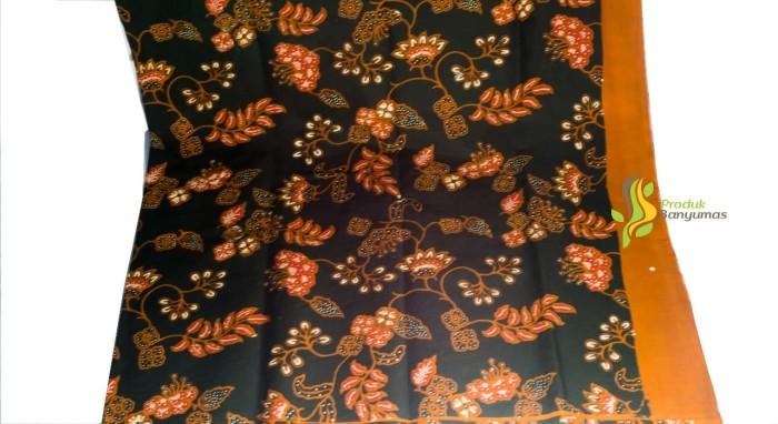 Foto Produk Batik Banyumas Kombinasi Tulis Motif Kembang Sawahan dari Produk Desa Banyumas