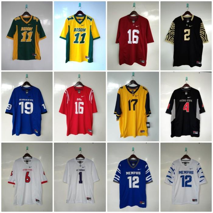 info for 6bc5c 6c37e Jual ORIGINAL NIKE Jersey NFL American Football Hip Hop BIG SIZE $90 - Kota  Tangerang - lacoruna89   Tokopedia