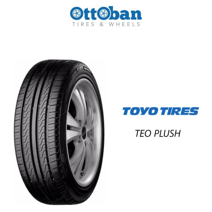 harga Ban toyo tires teo plush ukuran 185/65 r 14 86 h Tokopedia.com