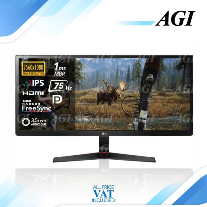 harga Monitor led lg 34um69g 34  gaming ultrawide 1ms freesync 75hz Tokopedia.com