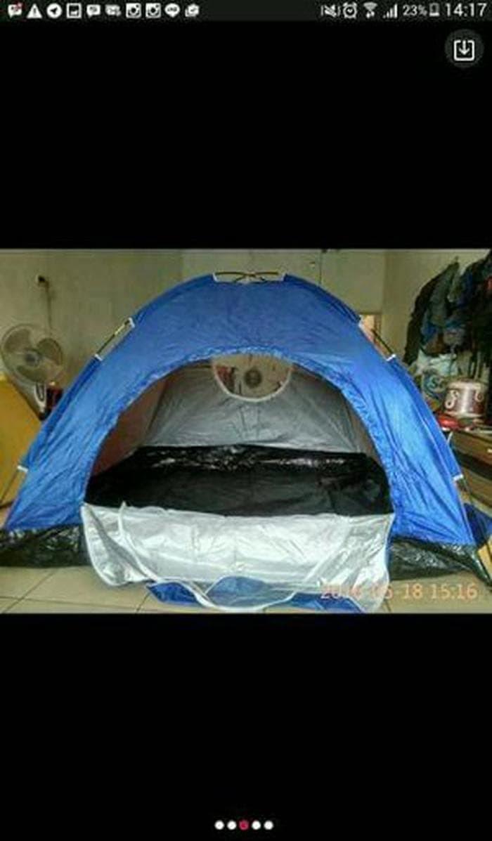 Jual HARGA HEMAT Tenda Camping Kemping Dome Lipat 6 Orang Dengan B12out593 Jakarta Barat Ghaffur
