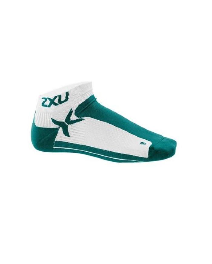 harga 2xu women's performance low rise socks - size xs/s [wq1904e wht/lag] Tokopedia.com