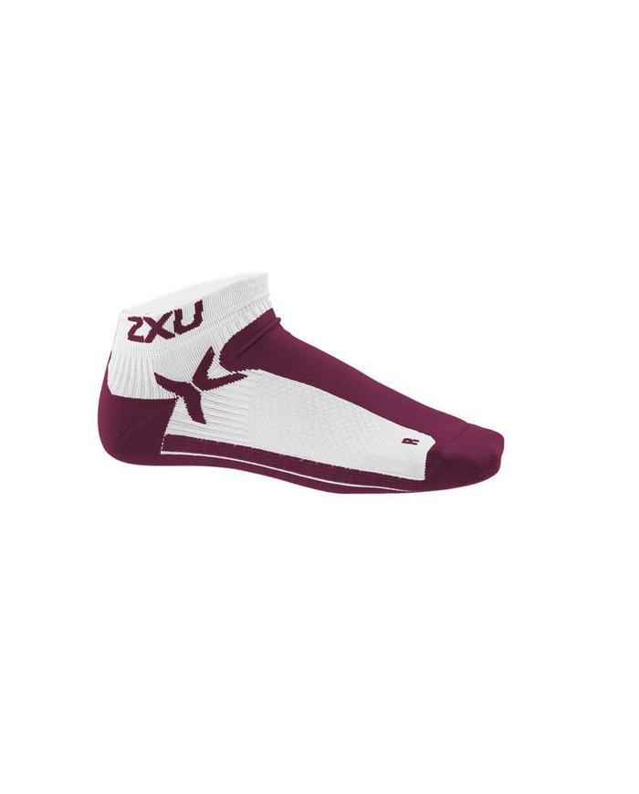 harga 2xu women's performance low rise socks [wq1904e wht/bab] Tokopedia.com
