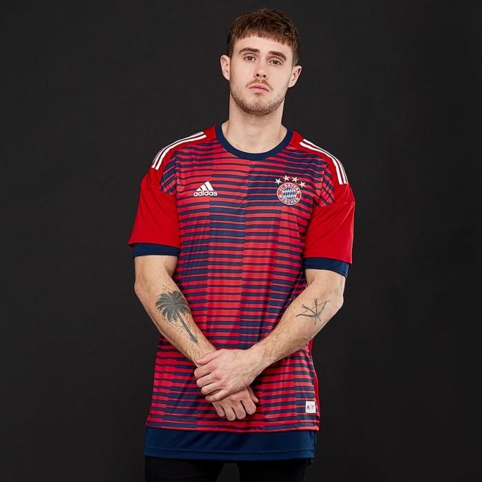 adidas Shirts | Fc Bayern Munich 1718 Training Shirt | Poshmark