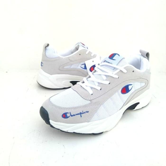 635a471e87779 Jual Sepatu Running - Champion Shoes Gusto XT II Original White ...