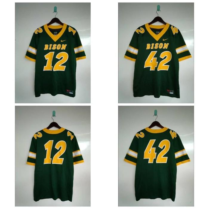 buy popular 3aa67 c4762 Jual ORIGINAL NIKE Jersey NFL American Football Hip Hop NDSU BISON - Kota  Tangerang - lacoruna89   Tokopedia