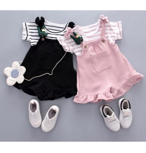 106 Contoh Baju Baby Usia 1 Tahun Paling Bagus