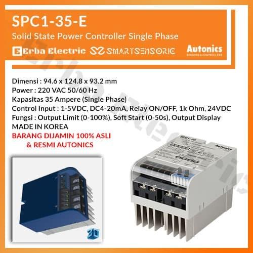 1PCS New AUTONICS SPC1-35 SPC1-35-E