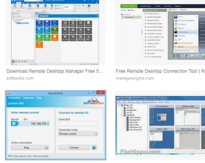 Jual software murah Remote Desktop Manager Enterprise 13 6 1 0 sNow -  universal media 1 | Tokopedia