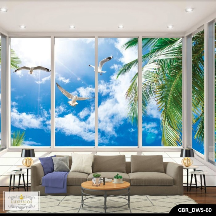 (+12) Kumpulan Wallpaper Dinding Langit Terbaru