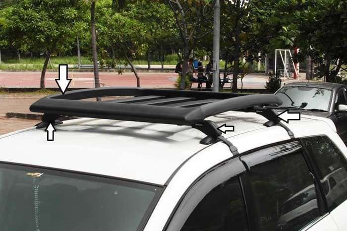 6300 Gambar Rak Mobil Avanza Gratis
