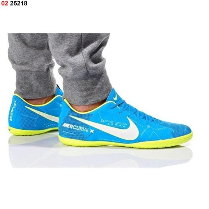 417bb4f84cec Jual Minits-SS810 Nike Mercurial X Neymar Jr Futsal Shoes - Putih ...