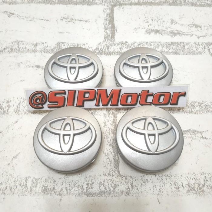 Foto Produk Dop Tutup Velg Roda Mobil Toyota Avanza VVTI All New dari SIPMotor